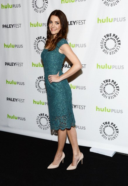 Julie Gonzalo At Dallas Panel At Paleyfest In Beverly Hills