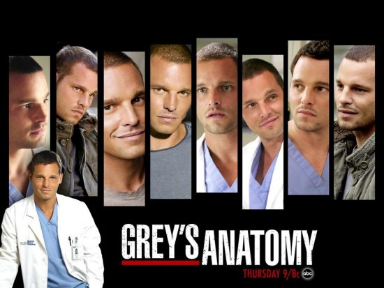Justin Chambers Greys Anatomy Wallpaper Wallpaper