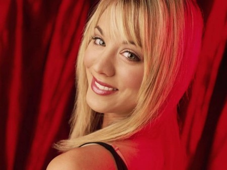 Kaley Cuoco Actress