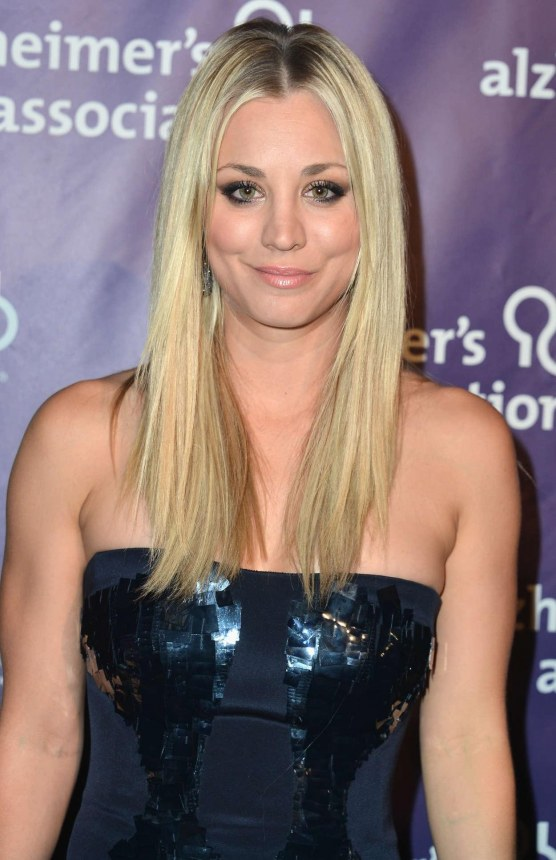 Kaley Cuoco Night At Sardis Gala