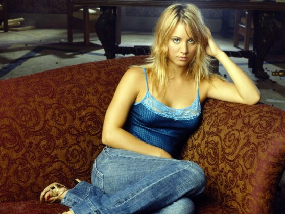 Kaley Cuoco Normal Wallpaper