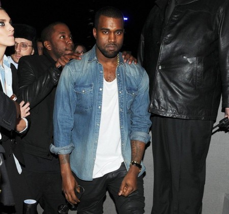 France Kanye West Fall After Party Stylecaster News Party