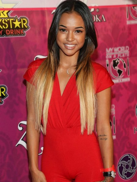 Karrueche Tran At The Th Annual Kandyland Event In Beverly Hills