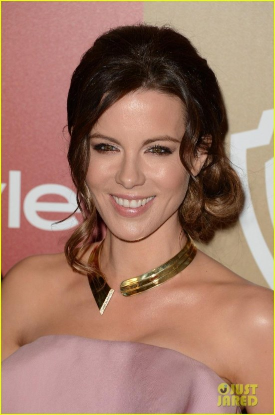 Kate Warner Bros And Instyle Party In Beverly Hills January Kate Beckinsale