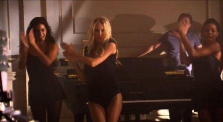 Glee Kate Hudson Dancing Season Glee