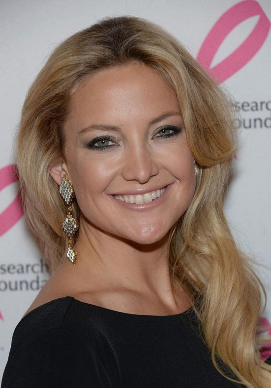 Kate Hudson At The Hot Pink Party In New York
