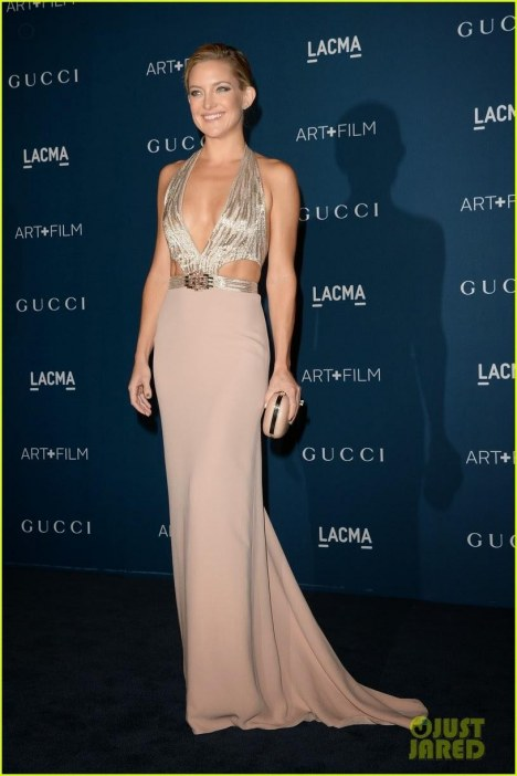 Kate Hudson Lacma Art Film Gala