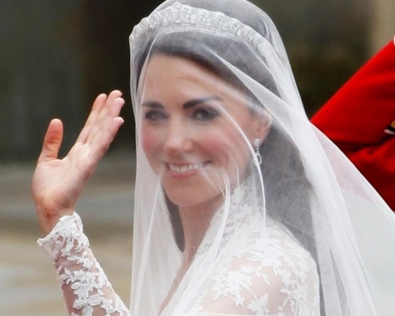 Kate Middleton Beautiful Bride Wallpaper Wallpaper
