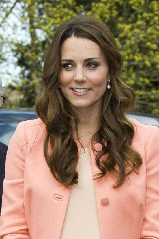 Kate Middleton Named Britain Ultimate Hair Icon