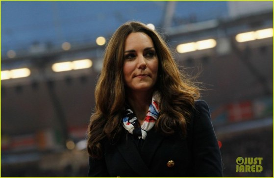 Kate Watching The Paralympic Games Kate Middleton