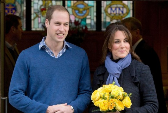 Prince William Kate Middleton December Holiday