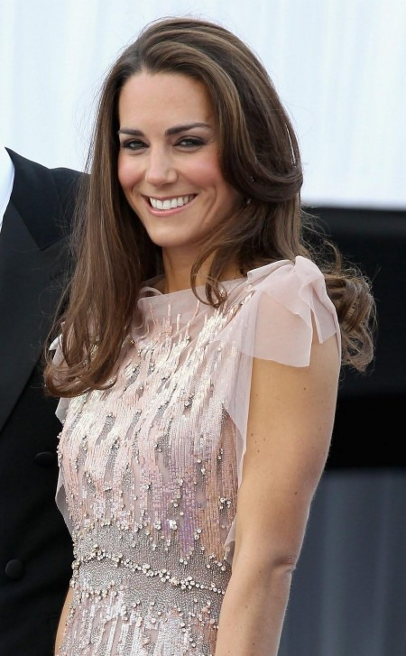 Tikipeter Kate Middleton Ark Th Anniversary Gala Dinner Lo