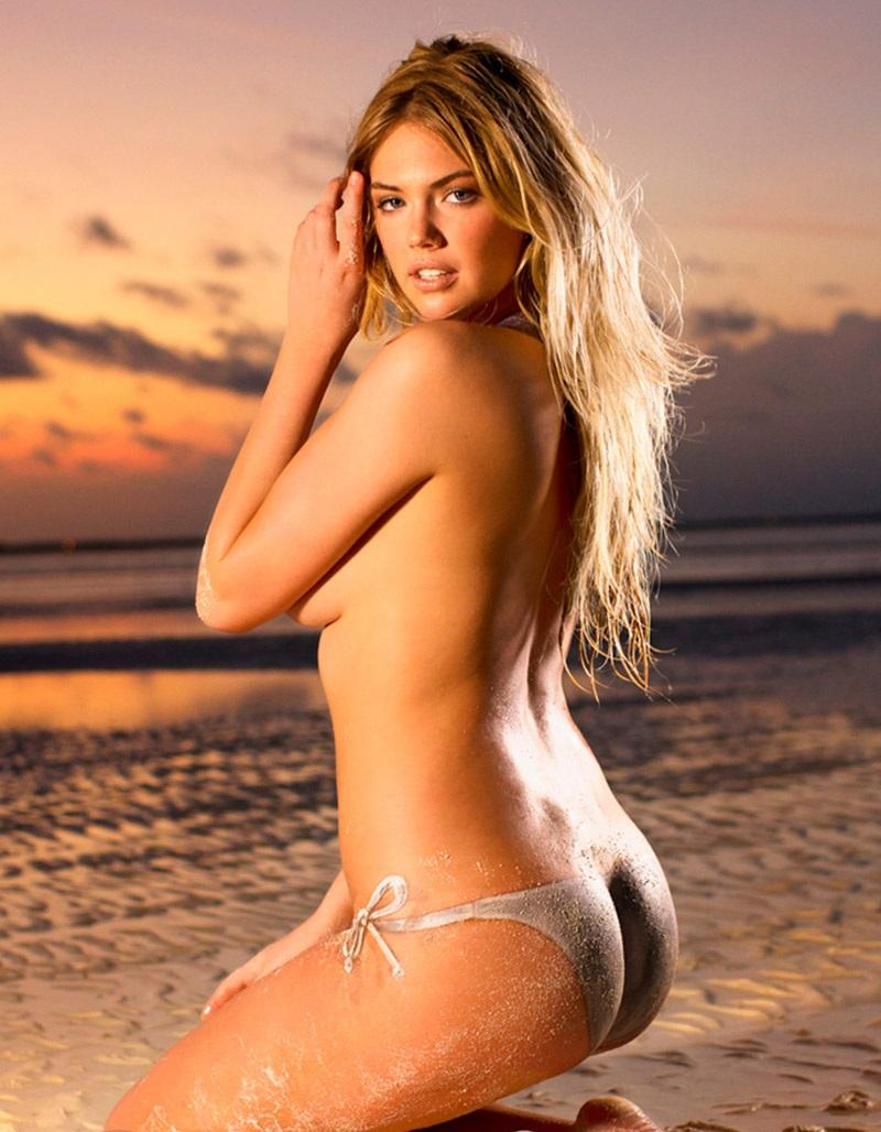 Kate Upton Body Paint Body