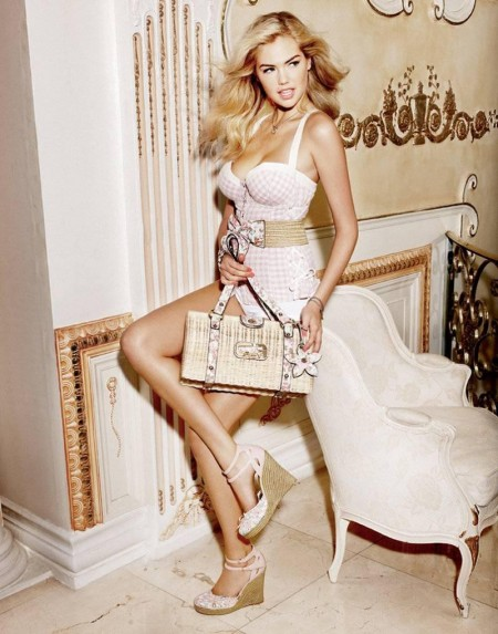 Kate Upton Guess Accessories Ss Model