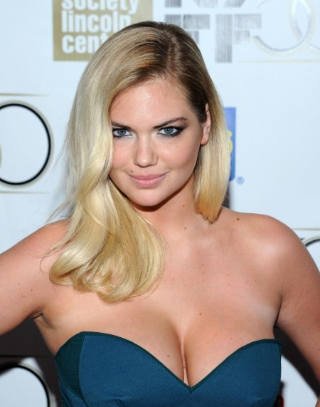 Kate Upton No Premiere At The New York Film Fest Photo