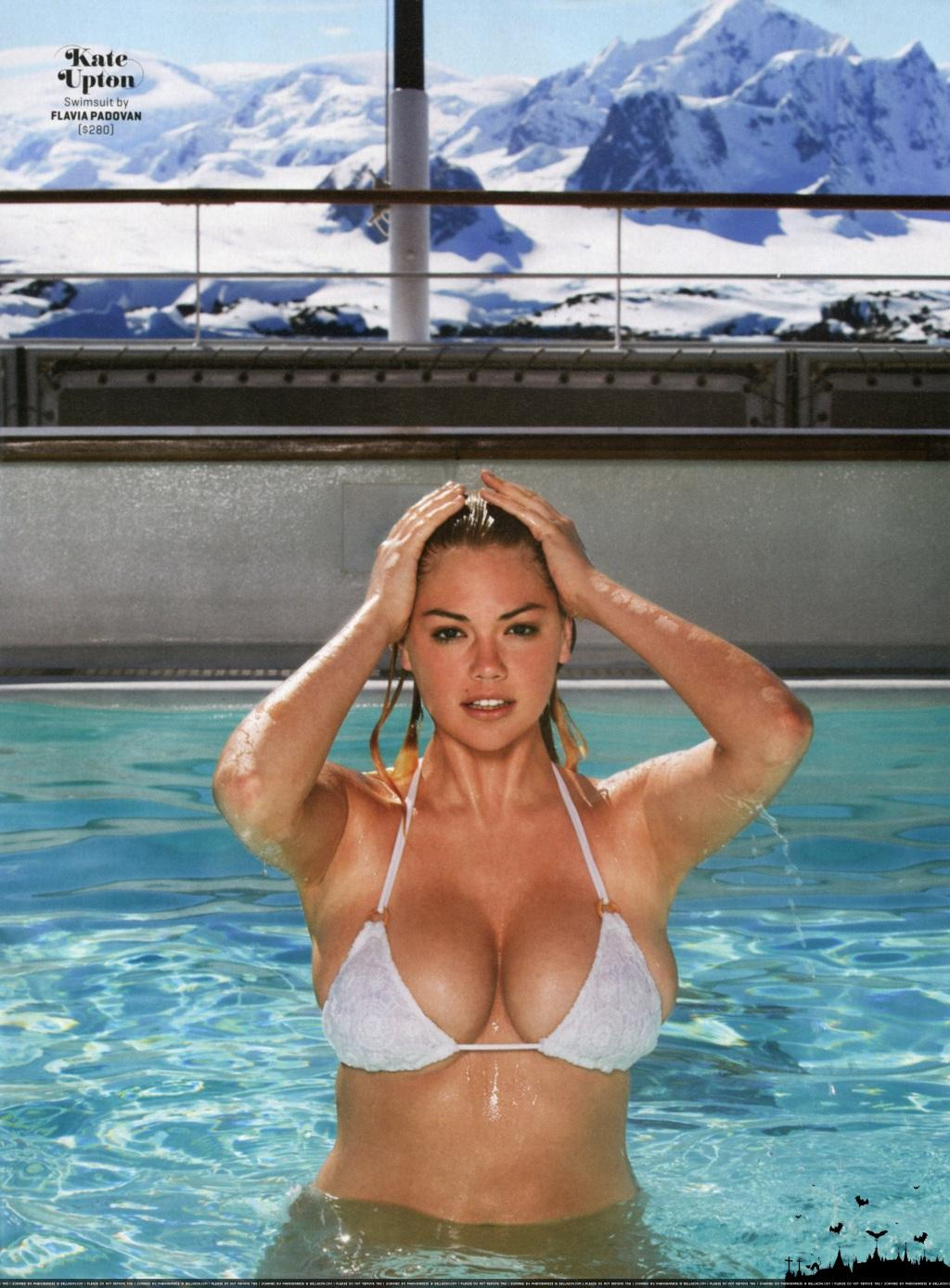 Kate Upton Sports Illustrated Cover Swimsuit Issue Sports Illustrated Cover