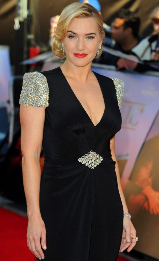 Kate Winslet My Kids Are The Perfect Age To Watch Titanic Titanic