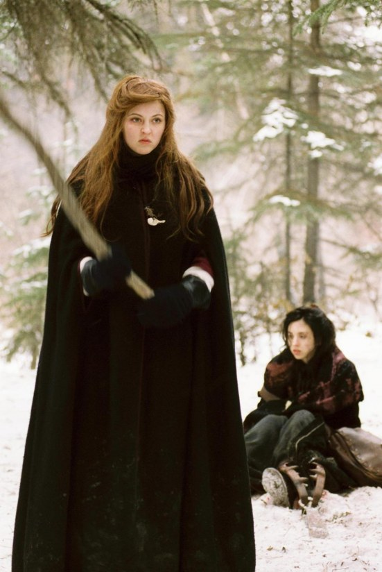 Picture Of Katharine Isabelle And Emily Perkins In Ginger Snaps Back The Beginning Large Picture Ginger