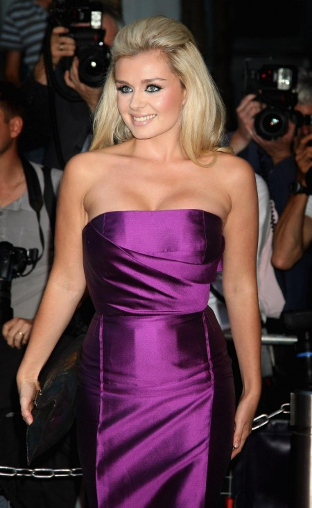 Gq Men Of The Year Awards Katherine Jenkins Gq