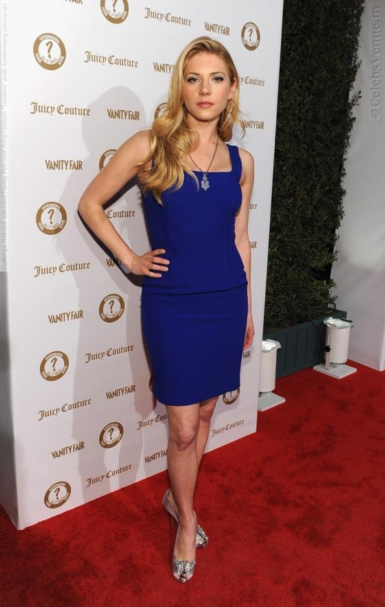 Katheryn Winnick Attended Vanity Fair And Juicy Couture Vanities Th Anniversary Karate