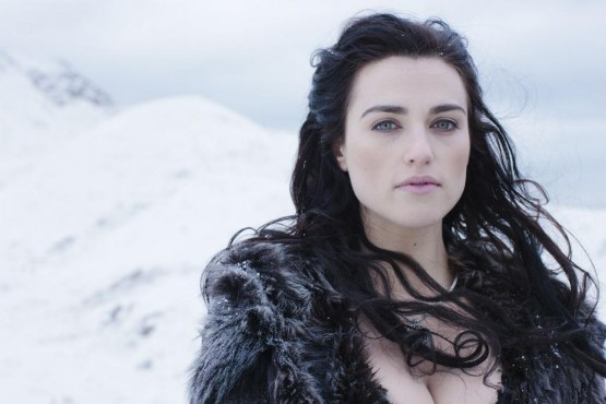 Season Merlin On Bbc Morgana