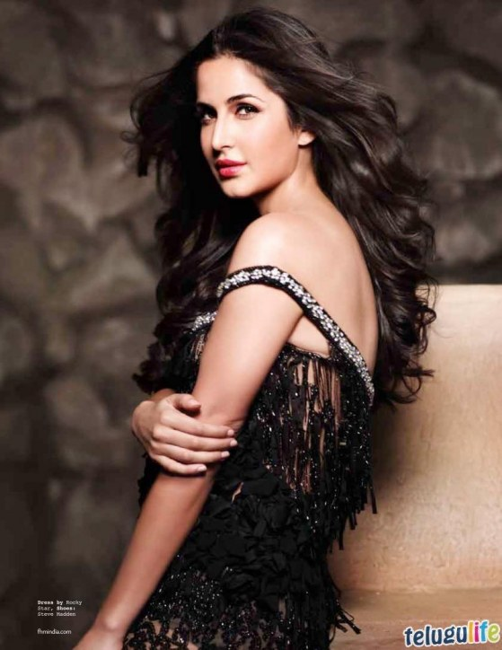 Katrina Kaif Fhm Magazine July Stills