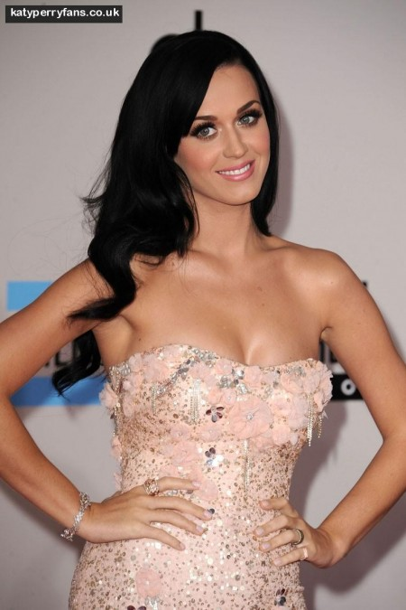 Katy Perry Amas Awards