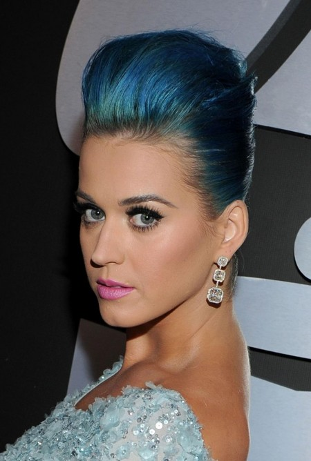 Katy Perry At Th Annual Grammy Awards In Los Angeles Awards