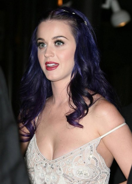 Katy Perry Cleavage Ascap Pop Music Awards Awards