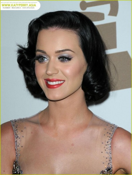Katy Perry Clive Davis Pre Grammy Party Party Party