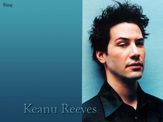 Keanu Reeves In Blue Wallpapers Young
