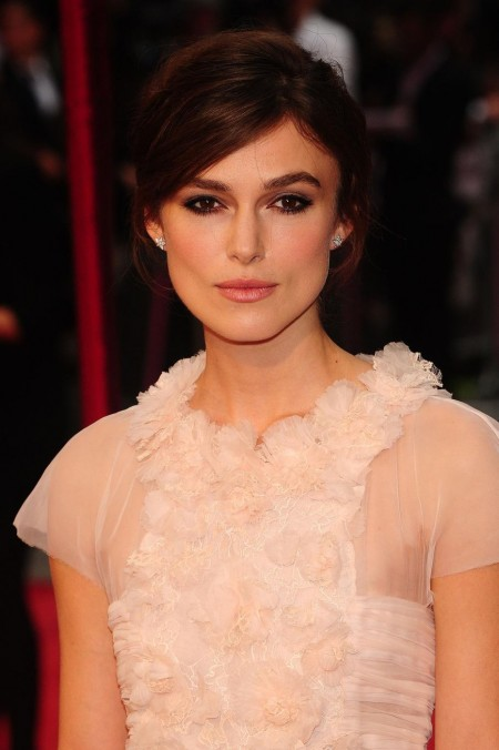 Get The Look Keira Knightley At Anna Karenina Premiere Makeup By Lisa Eldridge