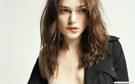 Keira Knightley Sweet Lips