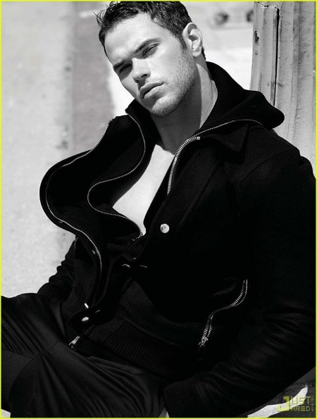 Kellan Lutz August Man Magazine Emmett And Kellan Obsession Shirt Off
