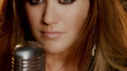 Stronger What Doesn Kill You Music Video Kelly Clarkson Stronger
