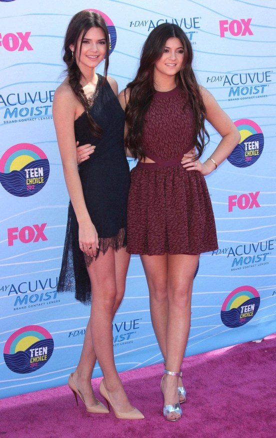 Kendall Jenner And Kylie Jenne
