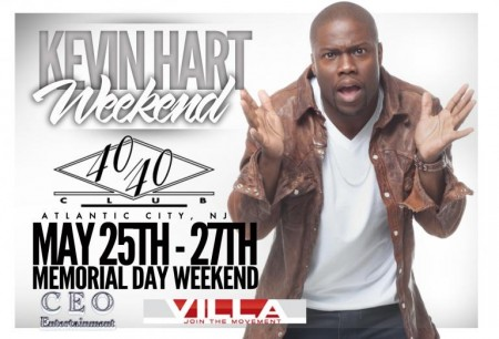 Kevin Hart Weekend May Th Th In Atlantic City Event Details Inside Hhs