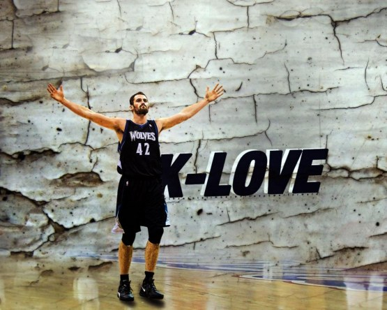 Kevin Love Minnesota Timberwolves Basketball Nba Nba