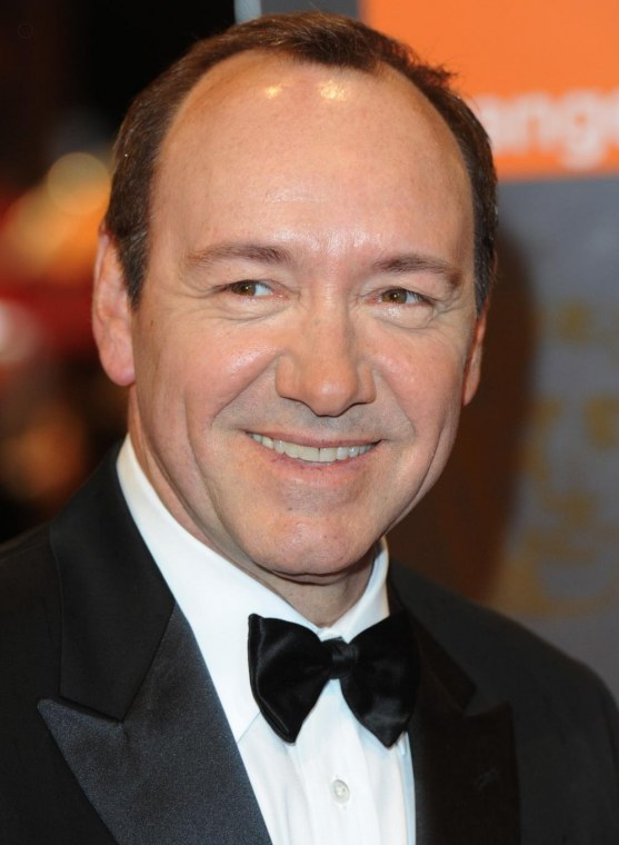Kevin Spacey Attends Bafta Ceremony London