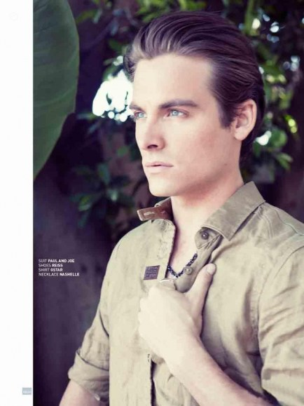 Bello Magazine Kevin Zegers Talks About Cory Monteith Death