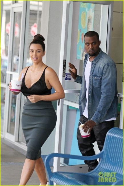 Kim Kardashian And Kanye West Pictures And Kanye West
