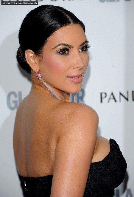 Kim Kardashian Glamour Women Of The Year Awards Awards