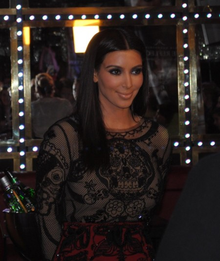 Kim Kardashian True Reflection Launch Holiday