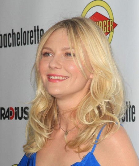 Bachelorette Premiere In Hollywood August Kirsten Dunst