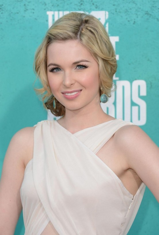 Kirsten Prout Hot