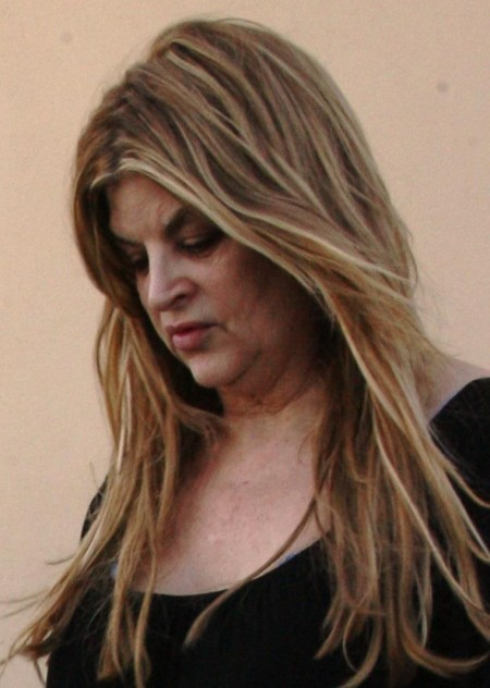 Kirstie Alley Dancing With The Stars Practice