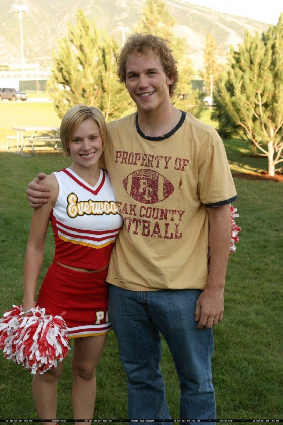 Kristen Bell As Cheerleader Everwood Body