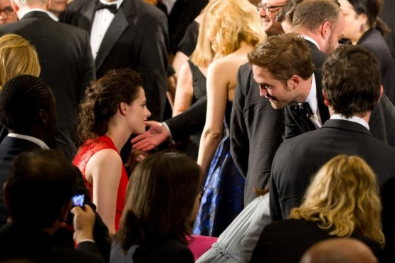 Cannes Robert Pattinson And Kristen Stewart