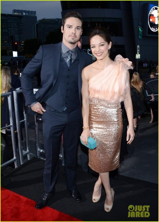Kristin Kreuk Jay Ryan Peoples Choice Awards Original