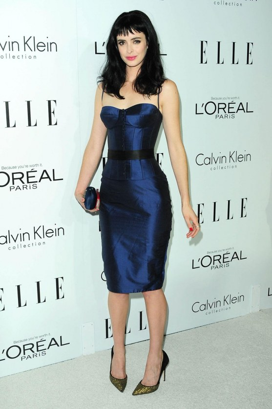 Krysten Ritter At Elles Women In Hollywood Event In Beverly Hills
